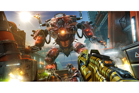 Shadowgun Legends MMOFPS to launch at Gamescon - Android ...