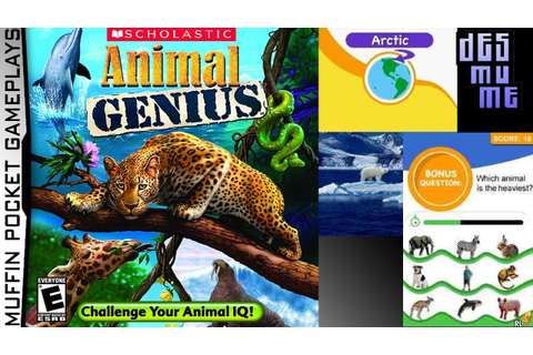 Animal Genius Desmume Gameplay HD - YouTube