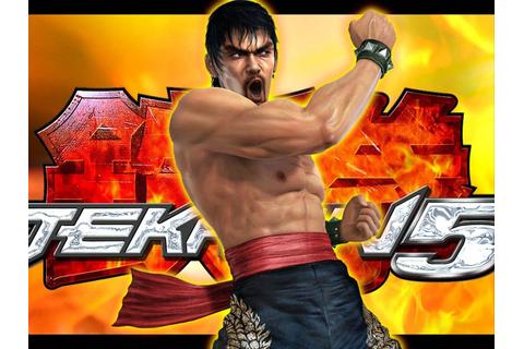 Tekken 5 on Qwant Games