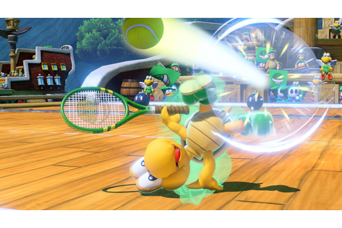 Mario Tennis Aces review: Mario sports games are good ...