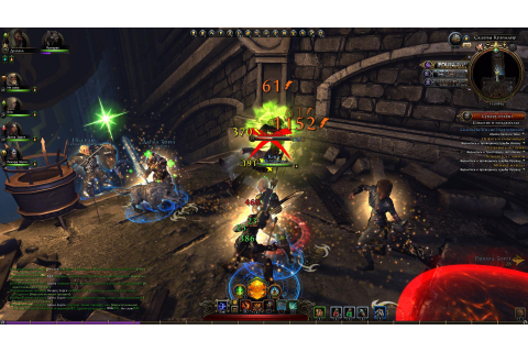 Neverwinter Online - MMO Square