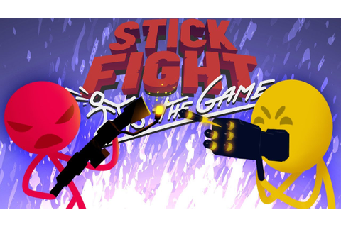 Stick Fight The Game - CRAZY Weapon Spawns - The Biggest ...