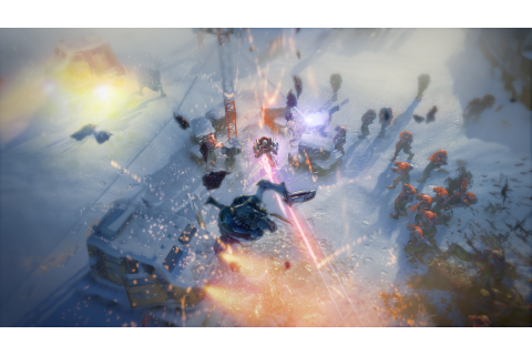 Alienation review – New PS4 shooter from the makers of ...