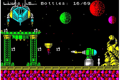 Indie Retro News: Super Spectrum World - Play through lots ...