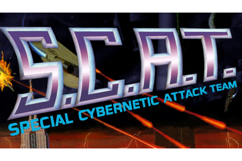 S.C.A.T. Special Cybernetic Attack Team review - SNESdrunk ...