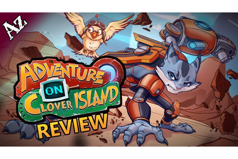 Skylar & Plux: Adventure on Clover Island Review - YouTube