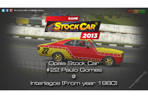 Game Stock Car 2013 - Tai game | Download game Đua xe