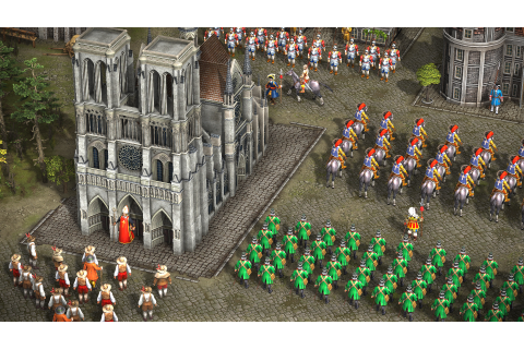 Cossacks 3 brings back classic RTS warfare this | GameWatcher