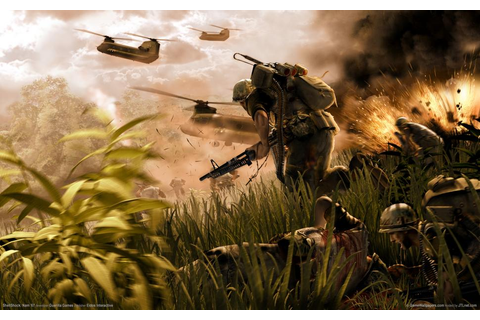 Vietnam Shellshock Shellshock: Nam '67 HD wallpaper ...