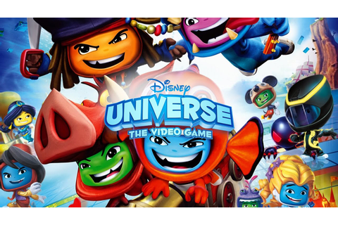 Disney Universe Gameplay [PC HD] - YouTube