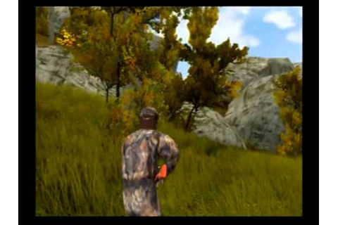 Let's Play Cabela's Big Game Hunter (PS2) - YouTube