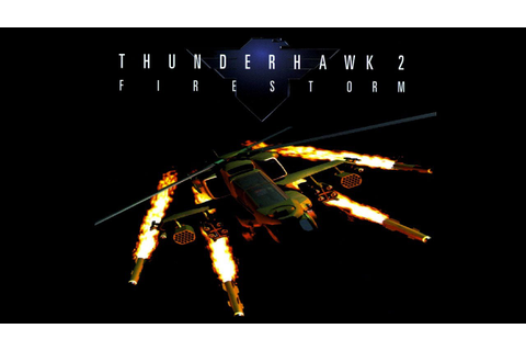 Firestorm Thunderhawk 2 - HD Remastered Opening - PSone ...