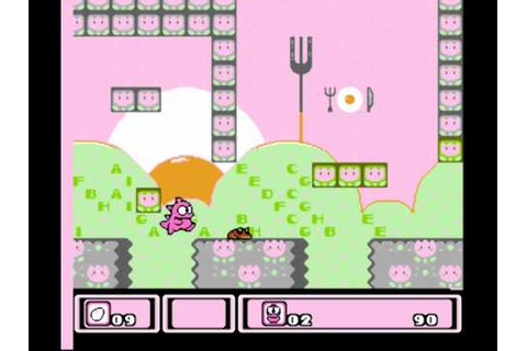Asmik-kun Land Famicom - YouTube