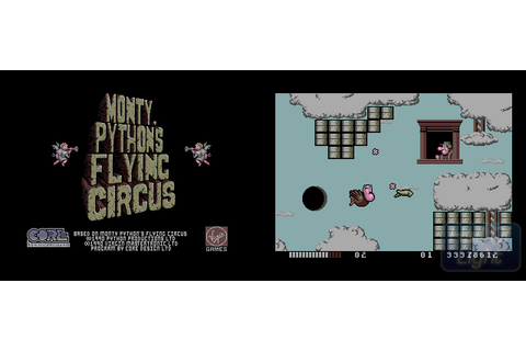 Monty Python's Flying Circus : The Computer Game (Jeu ...