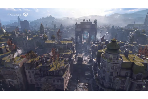 Dying Light 2 takes players to a new dark age - VG247