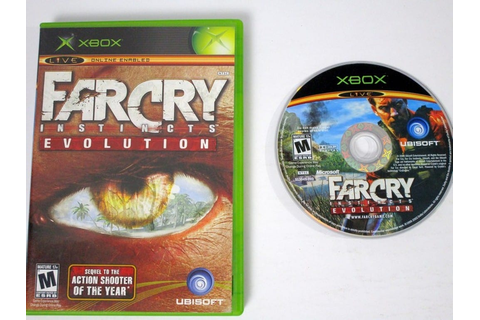 Far Cry Instincts Evolution game for Xbox | The Game Guy