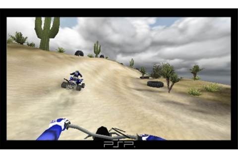 ATV Offroad Fury Blazin Trails - PSP - Review