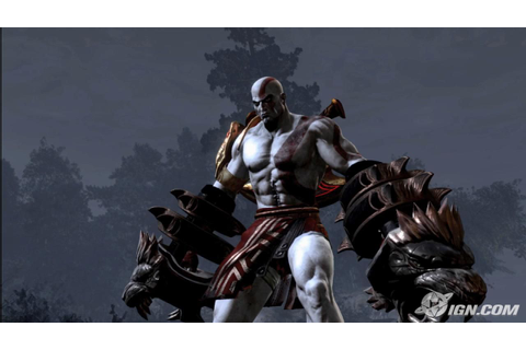 Games extremos: God of War 3