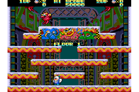 Snow bros 2 player game. Play Arcade Snow Bros. 2 - with ...