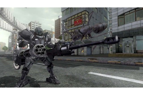 Earth Defense Force 2025 Review - GameRevolution