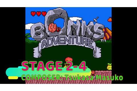 Bonk's Adventure - Hard Rock Video Game guitar cover ...