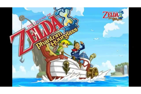 Descargar Legend of Zelda Phantom Hourglass NDS Español ...