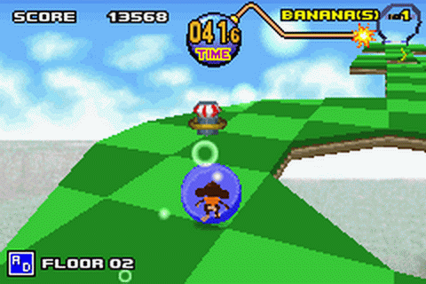 Play Super Monkey Ball Jr. Nintendo Game Boy Advance ...