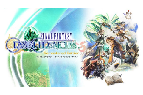 Gaming Brew: Final Fantasy Crystal Chronicles Remastered ...