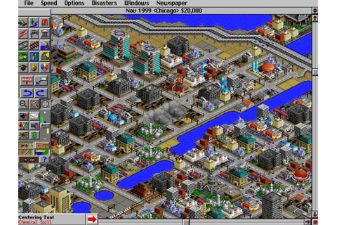 SimCity 2000 Free Download Full PC Game