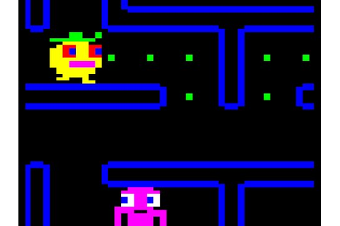 Snapper - Acorn Electron gameplay - YouTube
