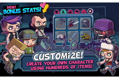 ZOMBIES ATE MY FRIENDS - Android Apps on Google Play