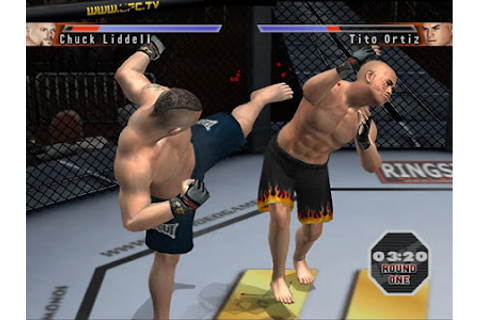 Game UFC Sudden Impact Full Version