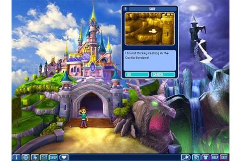 Virtual Magic Kingdom : Online Games Review Directory
