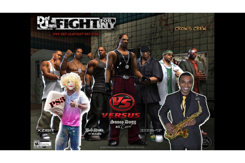 Batalha em Def Jam: Fight for NY de ps2 NO MONSTRO PS3 ...