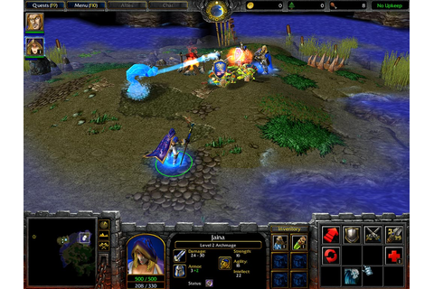 Warcraft III: Reign of Chaos 1.0 Freeware Download