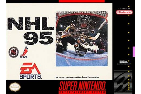 NHL 95 | Nintendo | FANDOM powered by Wikia