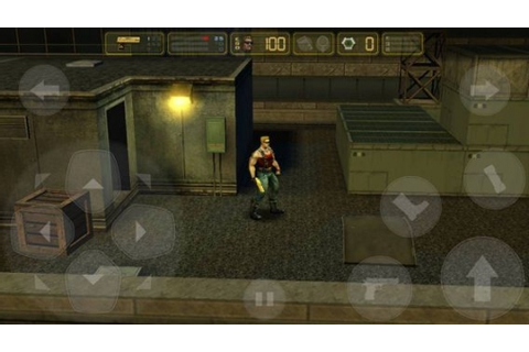 Duke Nukem: Manhattan project iPhone game - free. Download ...