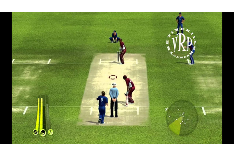 Brian Lara International Cricket 2007 Batting Tutorials ...