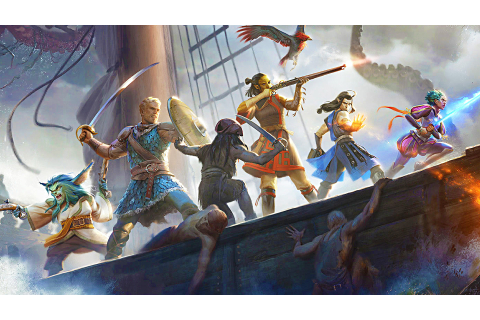 Pillars of Eternity is Going Turn-Based in Two Days