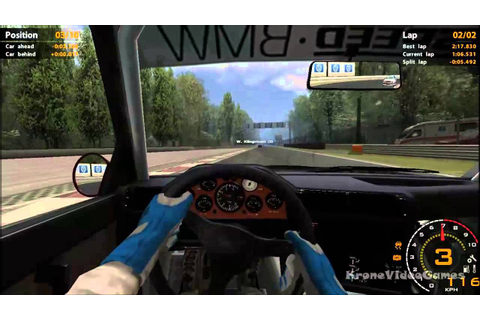 RACE - The WTCC Game Gameplay (PC HD) - YouTube