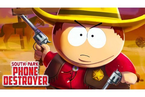 New South Park Phone Destroyer Mobile Game! - YouTube