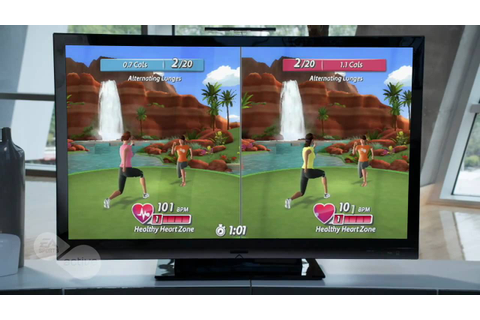 Official EA SPORTS Active 2 - Wii Workout HD video game ...