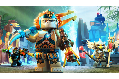 LEGO Legends of Chima Online Trailer - YouTube