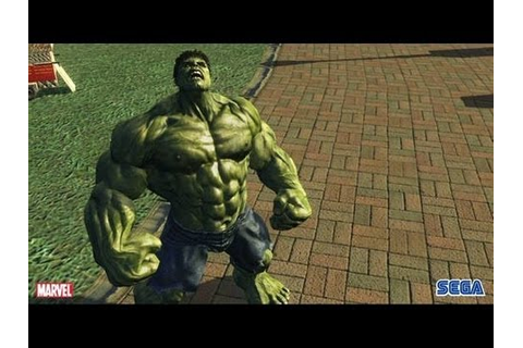 Incredible HULK Movie PART 1 - YouTube