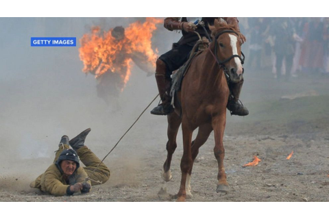 World Nomad Games Bring Ethnic Sports to Center Stage ...