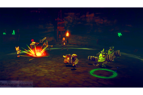 EARTHLOCK Festival of Magic Free Download - Ocean Of Games
