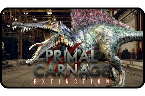 Primal Carnage: Extinction Gameplay - DINO SNACK - YouTube