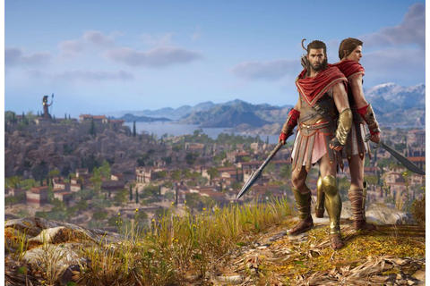 Assassin's Creed Odyssey @Gazarte by Ubisoft & CD Media