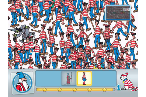 Where's Waldo? The Fantastic Journey (Wii/DS/iOS/PC ...