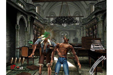 The House of the Dead 2 PC Game - Free Download Full Version